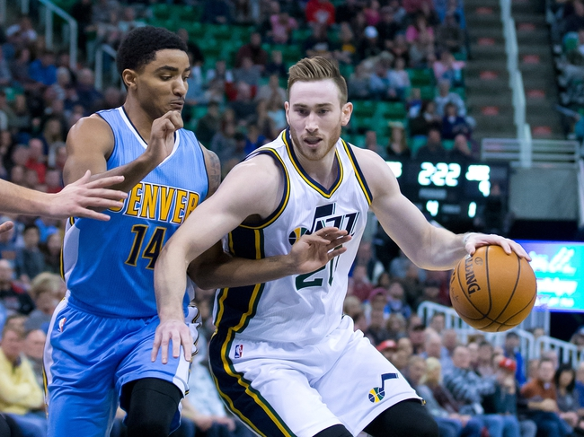 Jazz vs. Nuggets - 2/3/16 NBA Pick, Odds, and Prediction