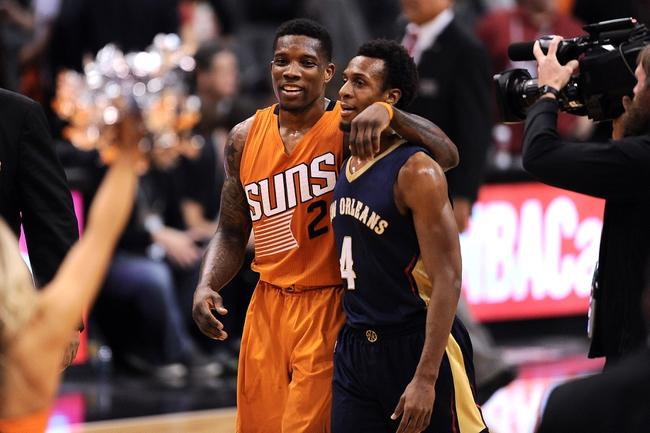 Pelicans vs. Suns - 4/9/16 NBA Pick, Odds, and Prediction