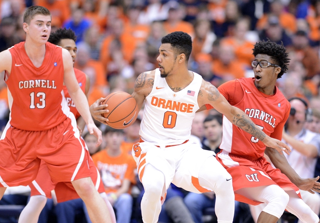 Syracuse vs. Montana State - 12/22/15 College Basketball Pick, Odds, and Prediction
