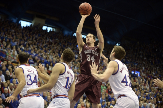 Montana Grizzlies vs. Montana State Bobcats - 2/20/16 College Basketball Pick, Odds, and Prediction