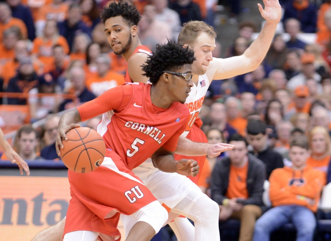 Cornell Big Red vs. Princeton Tigers - 2/12/16 College Basketball Pick, Odds, and Prediction