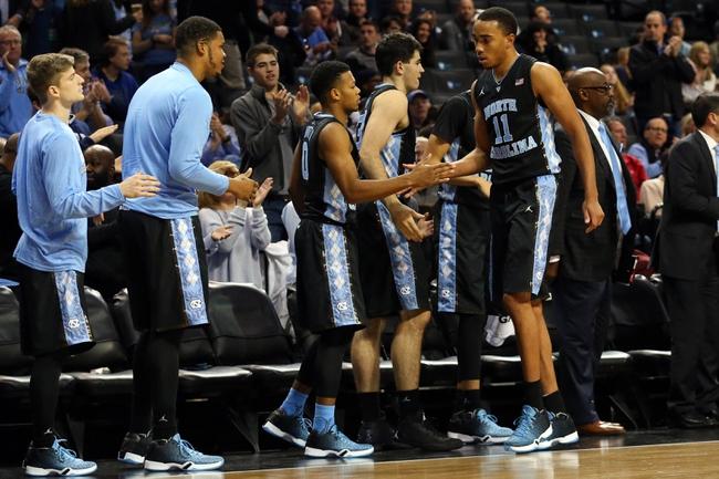 North Carolina vs. UNC Greensboro - 12/28/15 College Basketball Pick, Odds, and Prediction