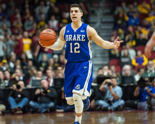 Drake vs. Illinois State - 1/3/16 College Basketball Pick, Odds, and Prediction