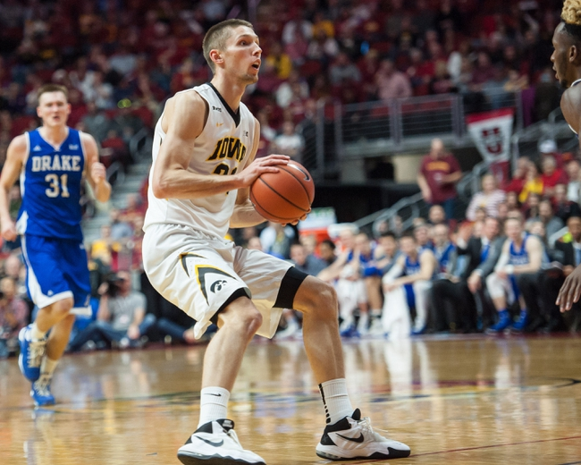 Iowa vs. Tennessee Tech - 12/22/15 College Basketball Pick, Odds, and Prediction