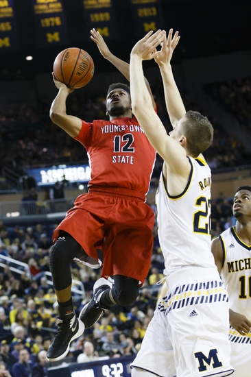 Youngstown State vs. Wright State - 2/25/16 College Basketball Pick, Odds, and Prediction