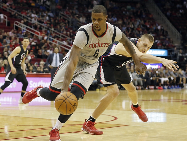 Los Angeles Clippers vs. Houston Rockets - 1/18/16 NBA Pick, Odds, and Prediction