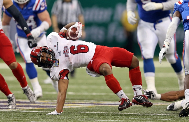 Georgia State Panthers vs. Arkansas State Red Wolves - 11/3/16 College Football Pick, Odds, and Prediction