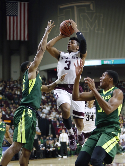 Texas A&M Aggies vs. Arkansas Razorbacks - 1/2/16 College Basketball Pick, Odds, and Prediction