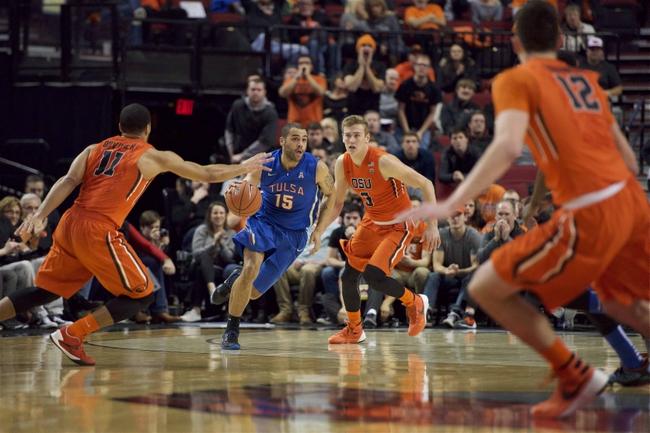 Tulsa vs. Oregon State - 11/22/16 College Basketball Pick, Odds, and Prediction