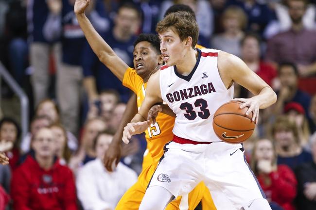 Gonzaga Bulldogs vs. Loyola Marymount Lions - 12/23/15 College Basketball Pick, Odds, and Prediction