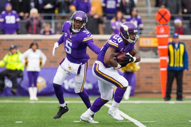 Fantasy Football 2015: Giants at Vikings Week 16 Preview