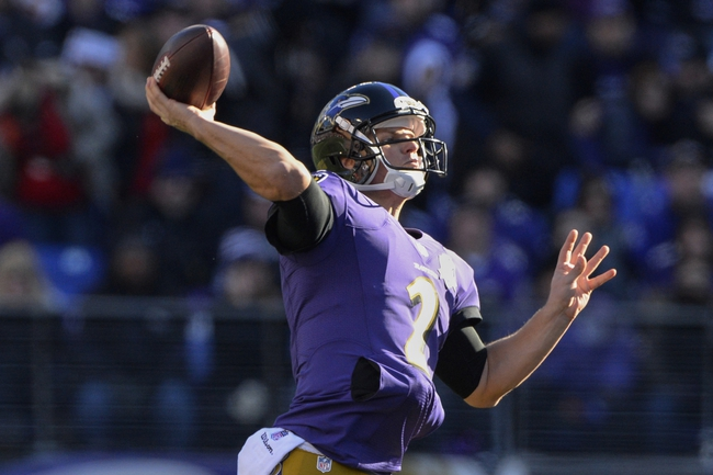 Ravens vs. Steelers - 12/27/15 NFL Pick, Odds, and Prediction