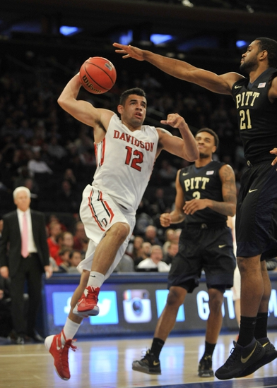 Davidson vs. George Mason - 1/9/16 College Basketball Pick, Odds, and Prediction