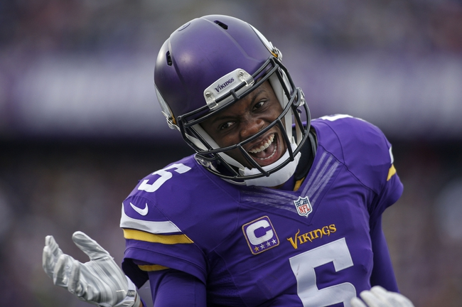 Vikings vs. Giants - 12/27/15 NFL Pick, Odds, and Prediction
