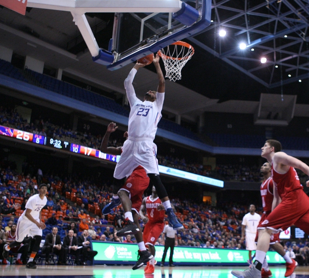 Boise State vs. Colorado State - 1/2/16 College Basketball Pick, Odds, and Prediction