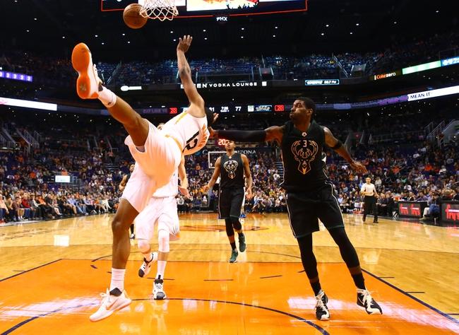 Bucks vs. Suns - 3/30/16 NBA Pick, Odds, and Prediction