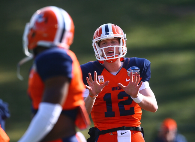 UTEP vs. Houston Baptist - 11/5/16 College Football Pick, Odds, and Prediction