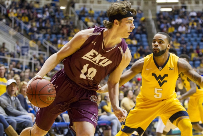 Eastern Kentucky vs. UNC Wilmington - 11/14/16 College Basketball Pick, Odds, and Prediction