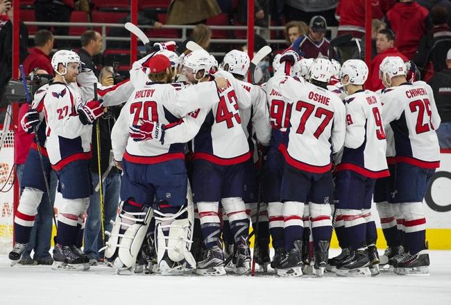 Carolina Hurricanes vs. Washington Capitals - 12/31/15 NHL Pick, Odds, and Prediction