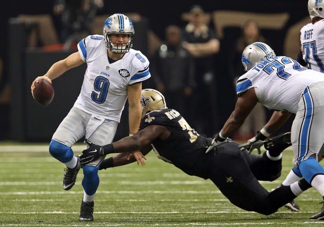 Detroit Lions at New Orleans Saints 12/21/15 NFL Score, Recap, News and Notes