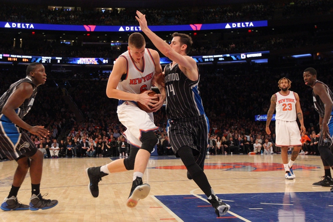 Knicks vs. Magic - 2/26/16 NBA Pick, Odds, and Prediction