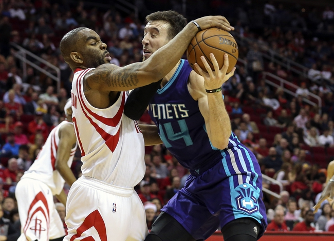 Charlotte Hornets vs. Houston Rockets - 3/12/16 NBA Pick, Odds, and Prediction