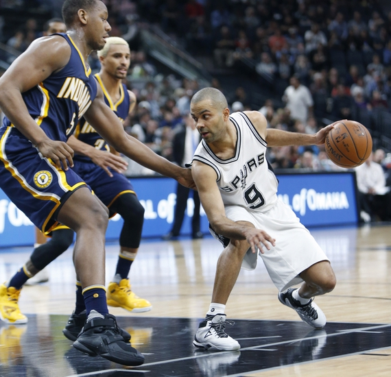 Pacers vs. Spurs - 3/7/16 NBA Pick, Odds, and Prediction