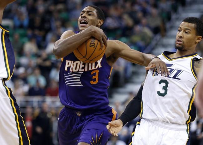 Suns vs. Jazz - 2/6/16 NBA Pick, Odds, and Prediction