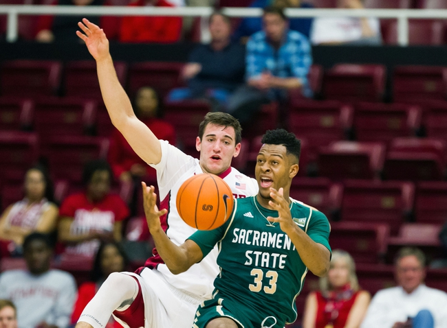 Sacramento State Hornets vs. Denver Pioneers - 11/27/16 College Basketball Pick, Odds, and Prediction
