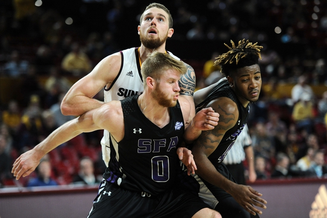 Stephen F. Austin Lumberjacks vs. Texas A&M CC Islanders - 3/12/16 College Basketball Pick, Odds, and Prediction