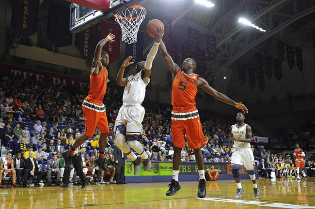 Miami vs. Syracuse - 1/2/16 College Basketball Pick, Odds, and Prediction