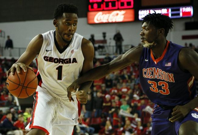 Georgia vs. Missouri - 1/6/16 College Basketball Pick, Odds, and Prediction