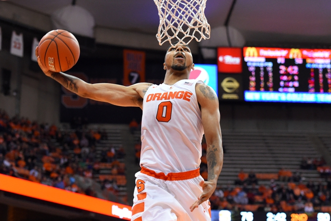 Syracuse vs. Texas Southern - 12/27/15 College Basketball Pick, Odds, and Prediction