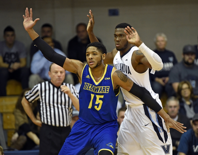 College of Charleston Cougars vs. Delaware Blue Hens - 1/23/16 College Basketball Pick, Odds, and Prediction