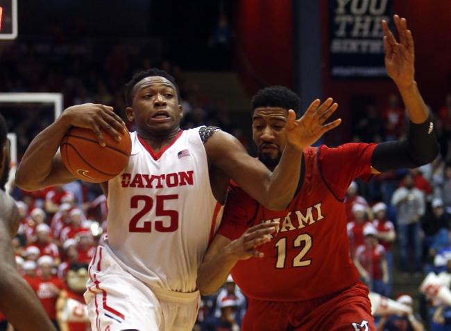 Dayton Flyers vs. Arkansas Razorbacks - 12/30/15 College Basketball Pick, Odds, and Prediction