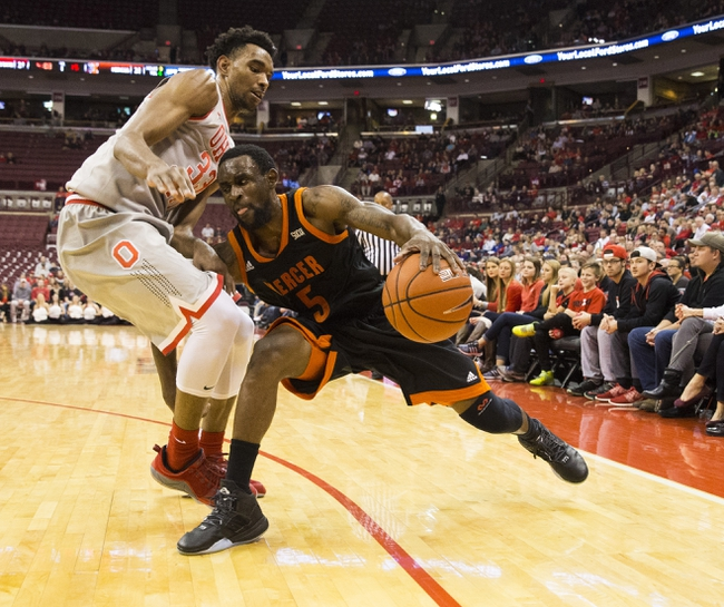 Mercer Bears vs. VMI Keydets - 1/28/16 College Basketball Pick, Odds, and Prediction