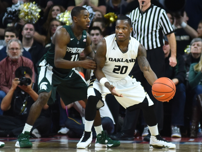 Wisc-Milwaukee vs. Oakland - 1/25/16 College Basketball Pick, Odds, and Prediction