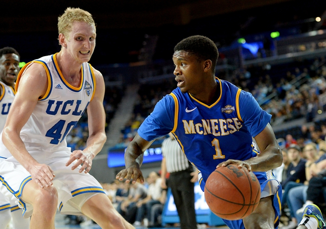 McNeese State Cowboys vs. Nicholls State Colonels - 3/9/16 College Basketball Pick, Odds, and Prediction
