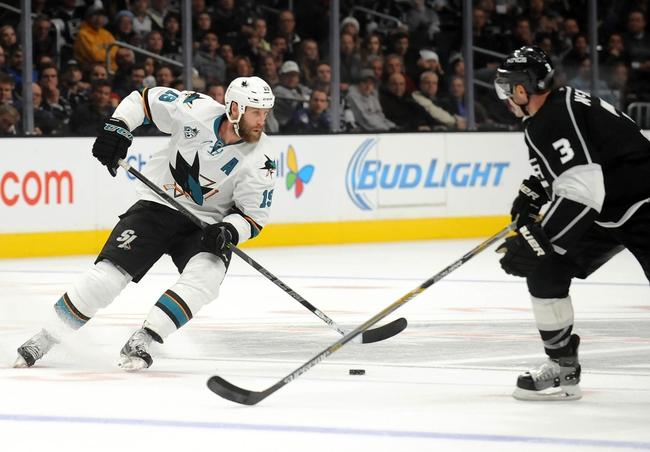 San Jose Sharks vs. Los Angeles Kings - 1/24/16 NHL Pick, Odds, and Prediction