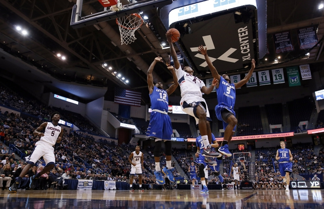 Tulane vs. UConn - 1/2/16 College Basketball Pick, Odds, and Prediction