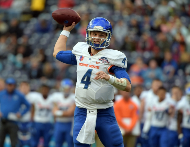 Washington State Cougars at Boise State Broncos - 9/10/16 College Football Pick, Odds, and Prediction