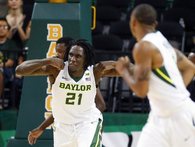 Baylor vs. Oklahoma State - 1/5/16 College Basketball Pick, Odds, and Prediction