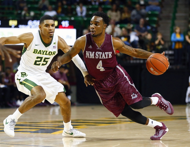 Colorado State vs. New Mexico State - 11/13/16 College Basketball Pick, Odds, and Prediction