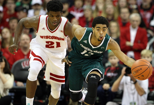 Wisc-Green Bay Phoenix vs. Detroit Titans - 1/25/16 College Basketball Pick, Odds, and Prediction