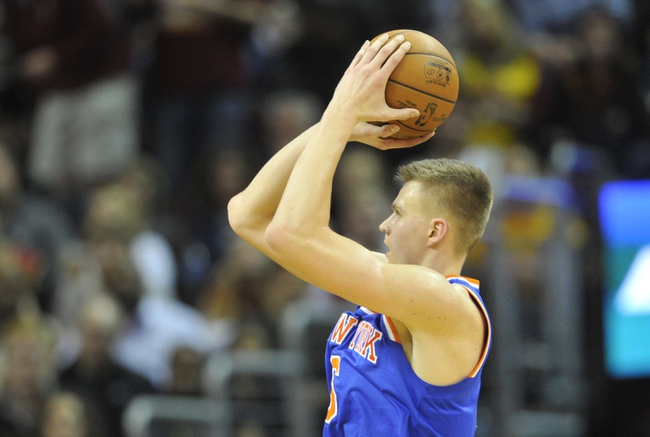 New York Knicks vs. Cleveland Cavaliers - 3/26/16 NBA Pick, Odds, and Prediction