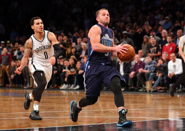 Nets at Mavericks - 1/29/16 NBA Pick, Odds, and Prediction