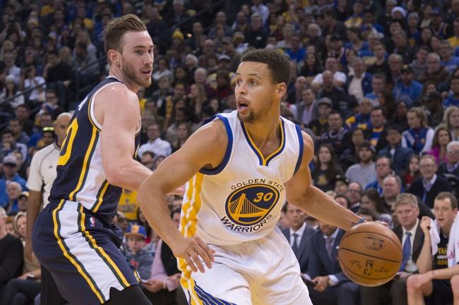 Warriors vs. Jazz - 3/9/16 NBA Pick, Odds, and Prediction