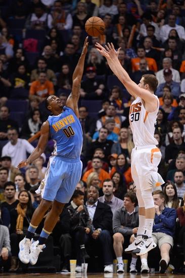 Phoenix Suns at Denver Nuggets - 3/10/16 NBA Pick, Odds, and Prediction