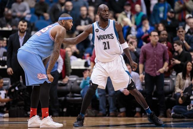 Timberwolves vs. Kings - 3/23/16 NBA Pick, Odds, and Prediction