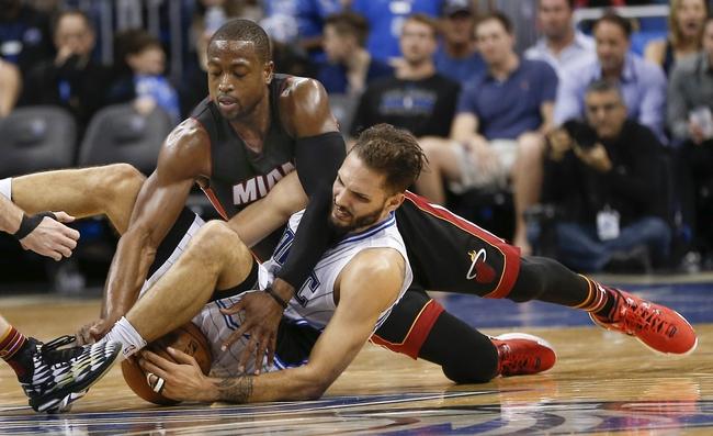 Heat vs. Magic - 3/25/16 NBA Pick, Odds, and Prediction